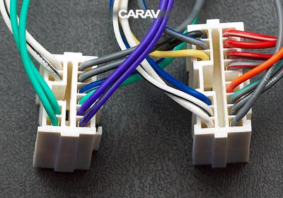 Carav ISO-переходник VOLVO 1993+ (выборочн. модели) (CARAV 12-228) (фото, вид 4)