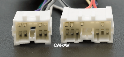 Carav ISO-переходник VOLVO 1993+ (выборочн. модели) (CARAV 12-228) (фото, вид 5)