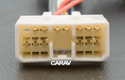 Carav ISO-переходник SUBARU 1992+ (выборочн. модели) / RENAULT Traffic 2014+ (CARAV 12-221) (фото, вид 5)