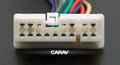 Carav ISO-переходник NISSAN 1999+ (выборочн. модели) (CARAV 12-218) (фото, вид 2)