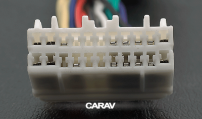 Carav ISO-переходник CHRYSLER 2001+ / JEEP 2002+ (выборочн. модели) (CARAV 12-207) (фото, вид 2)