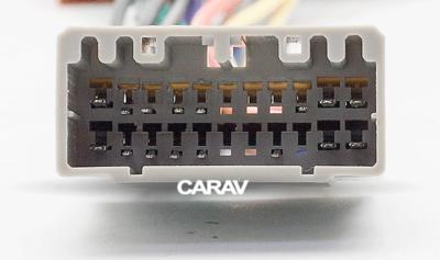 Carav ISO-переходник CHRYSLER 2001+ / JEEP 2002+ (выборочн. модели) (CARAV 12-207) (фото, вид 5)