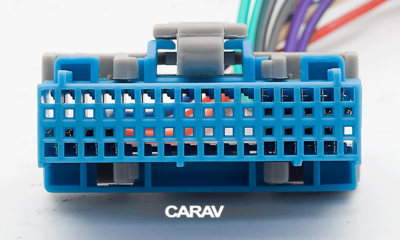 Carav ISO-переходник BUICK 1995-2004 / CADILLAC 1992-2001 / OLDSMOBILE 1994-2002 (выборочн. модели) (CARAV 12-141) (фото, вид 1)