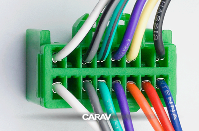 Carav ISO-переходник VOLVO 2002+ (выборочн. модели) (CARAV 12-132) (фото, вид 2)