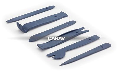 Carav Набор инструментов для установщика Car Audio (6 предметов) (CARAV IT-22) (фото, вид 1)