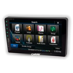 "Carav Carav 22-620   9"" переходная рамка Lada Granta 2013-2017. Вид 2"