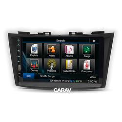 "Carav Carav 22-157   9"" переходная рамка Suzuki Swift 2011-2017, Ertiga 2012-2017. Вид 2"