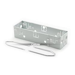 Carav Универсальная корзина для крепления 1DIN магнитолы (181 x 51) CARAV 14-102. Вид 2