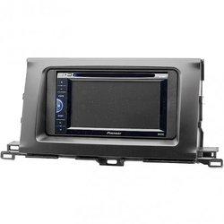 Incar (Intro) Переходная рамка Toyota HighLander 13+ ORIGINAL 2DIN (Intro RTY-N52R). Вид 2