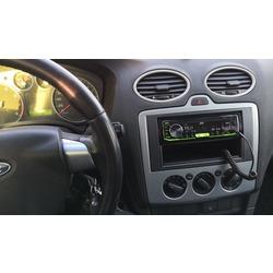 Incar (Intro) Переходная рамка Ford Focus 2 1DIN original RFO-N01. Вид 2