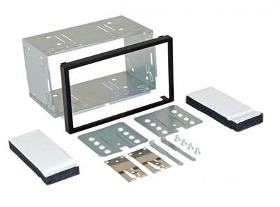 Incar (Intro) Салазки универсальные 2DIN 180*103mm (Incar RUN-N12A)
