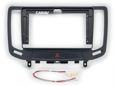 "Carav Carav 22-1140 | 9"" переходная рамка Infiniti G 2006-2014 (фото)"