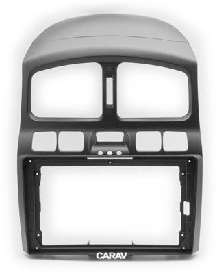 "Carav Carav 22-1123   9"" переходная рамка Hyundai Santa Fe 2000-2012 (фото)"