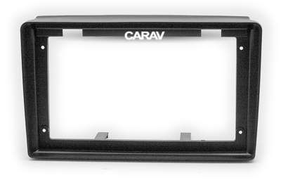 """Carav Carav 22-1125   9"""" переходная рамка Peugeot Boxer 2006+, Fiat Ducato 2006+ , Citroen Jumper 2006+ (фото)"""