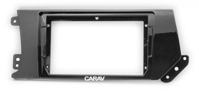 "Carav Carav 22-547   9"" переходная рамка Haval F7 2019+ (фото)"