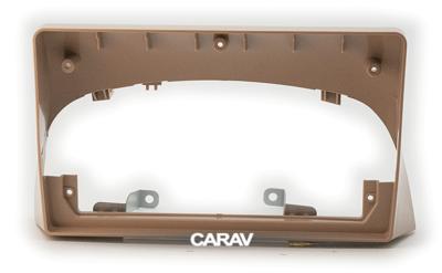 "Carav Carav 22-1109   9"" переходная рамка Fiat Siena, Palio 1996-2004, Albea 2002-2004, Weekend 2002-2005 (фото)"