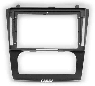 "Carav 22-1068   9"" переходная рамка Nissan Teana II 2008-2014 (фото)"
