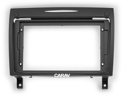 "Carav 22-1071   9"" переходная рамка MERCEDES-BENZ SLK (R171) 2004-2011 (фото)"