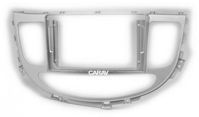 "Carav 22-1074 | 9"" переходная рамка HYUNDAI Genesis 2008-2013 (фото)"