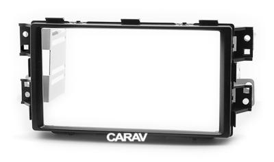 Carav Переходная рамка 2DIN Hyundai Porter 2017+ (CARAV 11-807) (фото)