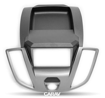 Carav Carav 11-770 | 2DIN переходная рамка Ford Transit 2014-2021 (фото)