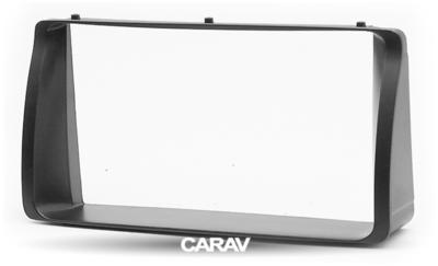 Carav Carav 11-038 | 2DIN переходная рамка Toyota Corolla 2001-2006 (фото)