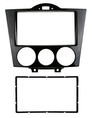 Carav Carav 11-086   2DIN переходная рамка Mazda RX-8 2003-2008 (без климат-контроля) (CARAV 11-086) (фото)
