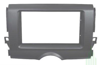 Carav Carav 11-168 | 2DIN переходная рамка Toyota Mark X 2009+, Reiz 2010+ (фото)