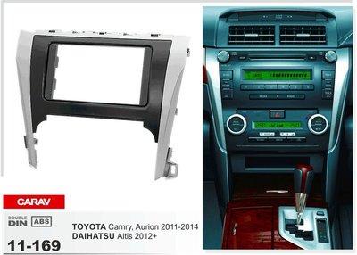 Carav Рамка TOYOTA Camry, Aurion 2011-2014 / DAIHATSU Altis 2012+ (CARAV 11-169) (фото)