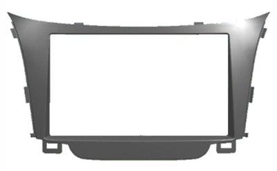 Carav Carav 11-184   2DIN переходная рамка Hyundai i-30 2012+ (фото)