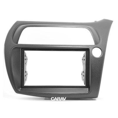 Carav Рамка HONDA Civic Hatchback 2006-2011 (руль справа) (CARAV 11-223) (фото)