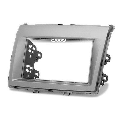 Carav Carav 11-347   2DIN переходная рамка Mazda (8) 2006-2016, MPV 2006+ (фото)