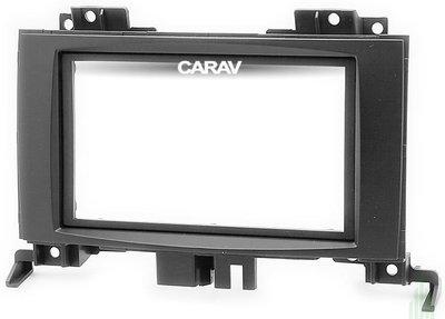 Carav Carav 11-714   2DIN переходная рамка Volkswagen Crafter 2006+, Mercedes-Benz Sprinter (W906) 2006+ (фото)