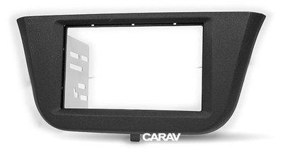 Carav Carav 11-744 | 2DIN переходная рамка Iveco Daily 2014+ (фото)