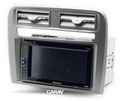 Carav Рамка FIAT Punto (199/310) 2005-2014, Linea (323) 2007-2014 (руль слева) (CARAV 11-750) (фото)