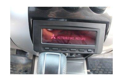 Incar (Intro) Рамка Mitsubishi L-200, Pajero Sport для переноса бортового компьютера вниз (Incar RMS-N23) (фото)