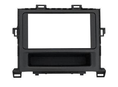 Incar (Intro) Переходная рамка Toyota Alphard 08+ 2DIN (Incar RTY-N62) (фото)