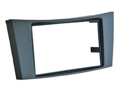Incar (Intro) Переходная рамка Mercedes E (W211) 02-09 2DIN (Incar RMB-E03) (фото)