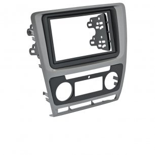 Incar (Intro) Рамка Skoda Octavia (A5) 04-13 (Auto AC) 2din SILVER (КОМПЛЕКТ) Incar RSC-N06 (фото)