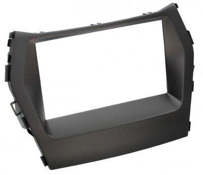 Incar (Intro) Переходная рамка Hyundai Santa Fe 12-15 2DIN (Incar RHY-N41A) (фото)