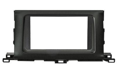 Incar (Intro) Переходная рамка Toyota Highlander 13+ 2DIN (Intro RTY-N52) (фото)