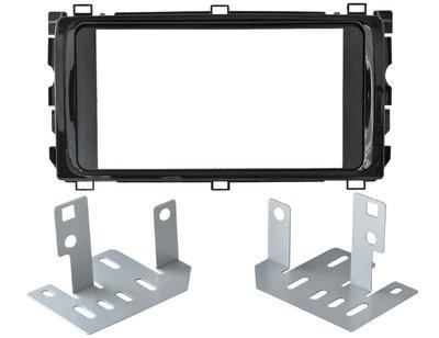 Incar (Intro) Переходная рамка Toyota Auris 13+ 2DIN (Incar RTY-N51) (фото)