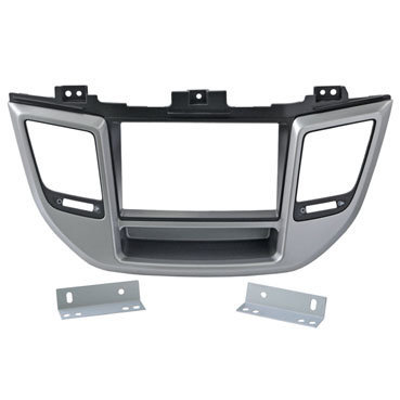 Incar (Intro) Переходная рамка Hyundai Tucson 15-17 2DIN (Intro RHY-N49) (фото)