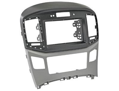 Incar (Intro) Переходная рамка Hyundai H1 Starex 16+ 2DIN (Intro RHY-N48) (фото)