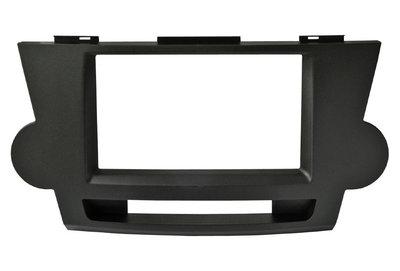 Incar (Intro) Переходная рамка Toyota HighLander 07-13 2DIN (Intro RTY-N56)
