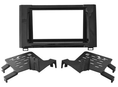 Incar (Intro) Переходная рамка Toyota Tundra 15+ 2DIN (Intro RTY-N55)