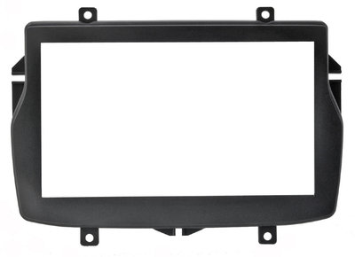 Incar (Intro) Переходная рамка Lada Vesta 2DIN 173*98мм (Incar 95-3344) (фото)