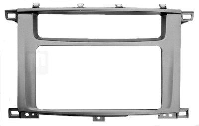 Incar (Intro) Переходная рамка 2DIN для Toyota Land Cruiser 100 (105) Original (Incar RTY-N04R) (фото)