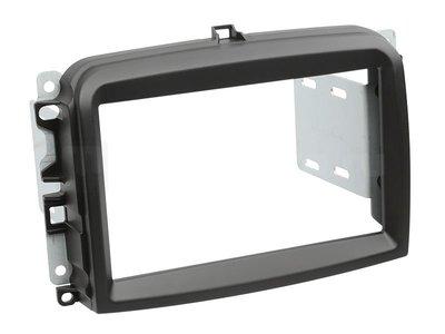 Incar (Intro) Переходная рамка 2 DIN Incar RFI-N07 для Fiat 500L