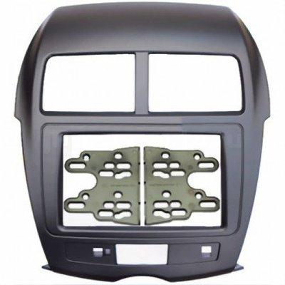 Incar (Intro) Переходная рамка Mitsubishi ASX 2din(крепеж) RMS-N16 (фото)